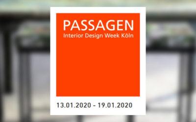 ART + Style Design geht an den Start bei den Passagen 2020 in Köln