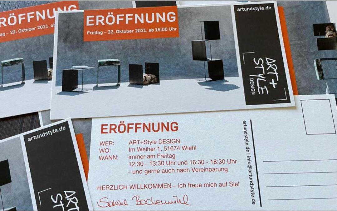 Eröffnung Showroom am 22.10.2021 in Wiehl